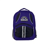 "Colorado Rockies MLB ""Captain"" Backpack"