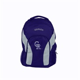 "Colorado Rockies MLB ""Draft Day"" Backpack"