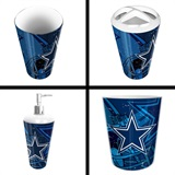 Dallas Cowboys  NFL 4 piece Bath Set