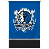 Dallas Mavericks Sidelines Wall Hanging