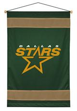 Dallas Stars Sidelines Wallhanging