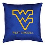 West Virginia Mountaineers Locker Room Decorative Pillow