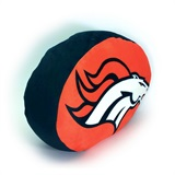 Denver Broncos NFL Cloud Pillow