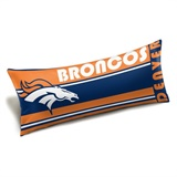 "Denver Broncos NFL ""Seal"" Body Pillow"