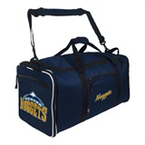 "Denver Nuggets NBA ""Steal"" Duffel"