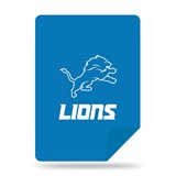 "Detroit Lions NFL ""Denali"" Sliver Knit Throw"
