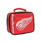 "Detroit Red Wings NHL ""Sacked"" Lunch Cooler"