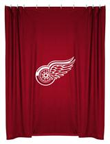 Detroit Red Wings  Shower Curtain