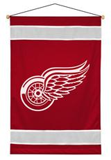 Detroit Red Wings Sidelines Wallhanging
