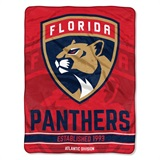 "Florida Panthers NHL ""Break Away"" Micro Raschel Throw"