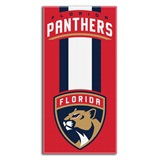 "Florida Panthers NHL ""Zone Read"" Beach Towel"