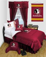 Florida ST Seminoles Locker Room Bed In A Bag