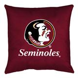 Florida ST Seminoles Locker Room Decorative Pillow
