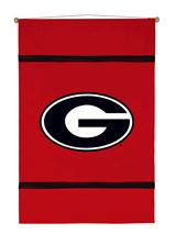 Georgia U Bulldogs MVP Wallhanging