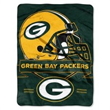 "Green Bay Packers NFL ""Prestige"" Raschel Throw"