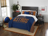 "Houston Astros MLB ""Grand Slam"" Full/Queen Comforter Set"