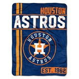 "Houston Astros MLB ""Walk Off"" Micro Raschel Throw"
