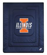 Illinois Fighting Illini Locker Room Comforter