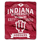 "Indiana ""Label"" Raschel Throw"