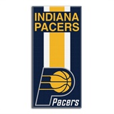 "Indiana Pacers NBA ""Zone Read""  Beach Towel"