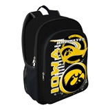 "Iowa Hawkeyes NCAA ""Accelerator"" Backpack"