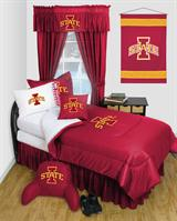 Iowa St Cyclones Locker Room Bed In A Bag