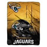 "Jacksonville Jaguars NFL ""Heritage"" Silk Touch Throw"