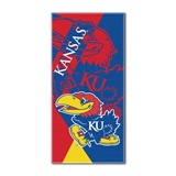 "Kansas ""Puzzle"" Oversized Beach Towel"