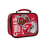 "Kansas City Chiefs NFL ""Accelerator"" Lunch Cooler"