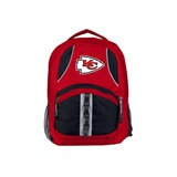 "Kansas City Chiefs NFL ""Captain"" Backpack"