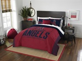 "Los Angeles Angels MLB ""Grand Slam"" FullQueen Comforter Set"