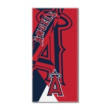 "Los Angeles Angels MLB ""Puzzle"" Beach Towel"