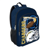 "Los Angeles  Chargers NFL ""Accelerator""  Backpack"