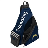 "Los Angeles Chargers NFL ""Leadoff"" Sling"