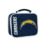"Los Angeles Chargers NFL ""Sacked"" Lunch Cooler"