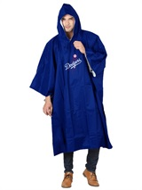 Los Angeles Dodgers MLB Deluxe Poncho