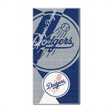 "Los Angeles Dodgers MLB ""Puzzle"" Beach Towel"