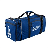 "Los Angeles Dodgers MLB ""Steal"" Duffel"