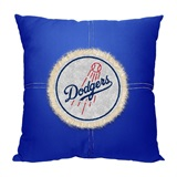 "Los Angeles Dodgers MLB ""Letterman"" Pillow"