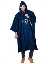 Los Angeles Rams NFL Deluxe Poncho