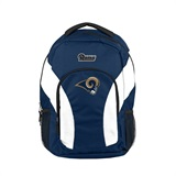 "Los Angeles Rams NFL ""Draft Day"" Backpack"