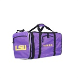 "LSU Tigers NCAA ""Steal"" Duffel"