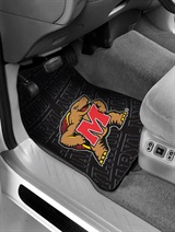 Maryland Car Floor Mat Set