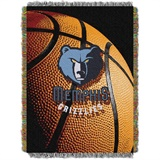 "Memphis Grizzlies  NBA ""Photo Real"" Woven Tapestry Throw"