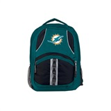 "Miami Dolphins NFL ""Captain"" Backpack"