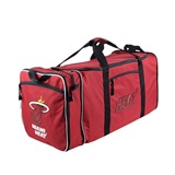 "Miami Heat NBA ""Steal"" Duffel"