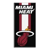 "Miami Heat NBA ""Zone Read""  Beach Towel"