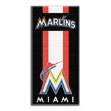 "Miami Marlins MLB ""Zone Read"" Beach Towel"