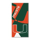 "Miami ""Puzzle"" Oversized Beach Towel"