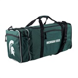 "Michigan State Spartans NCAA ""Steal"" Duffel"